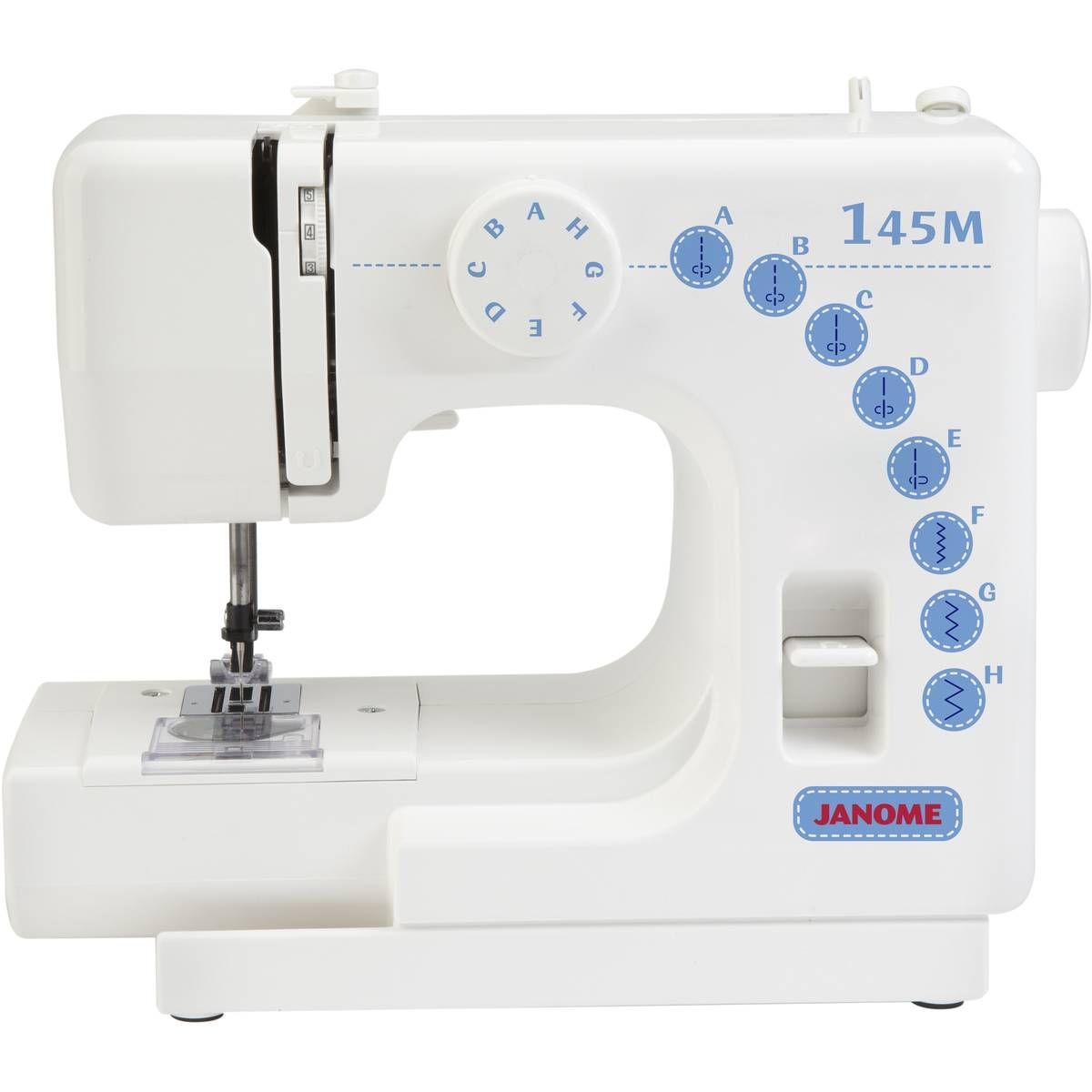 Janome Mini 145M Sewing Machine | sewing | Pinterest