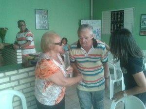 Apesar da idade, Zé Novinho participava com frequência dos eventos no Sinpolzinho (Foto: Arquivo Sinpol-DF)
