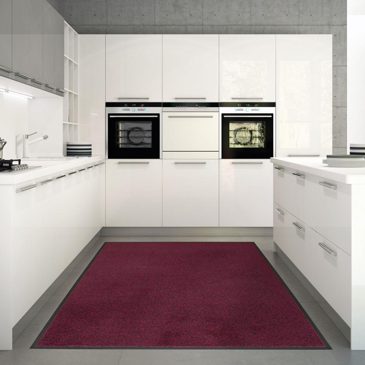 8 95 Gbp Red Heavy Duty Barrier Mats Non Slip Washable Kitchen Mats Durable Doormats Uk Ebay Home Garden Floor Rugs Rugs Uk Kitchen Mat