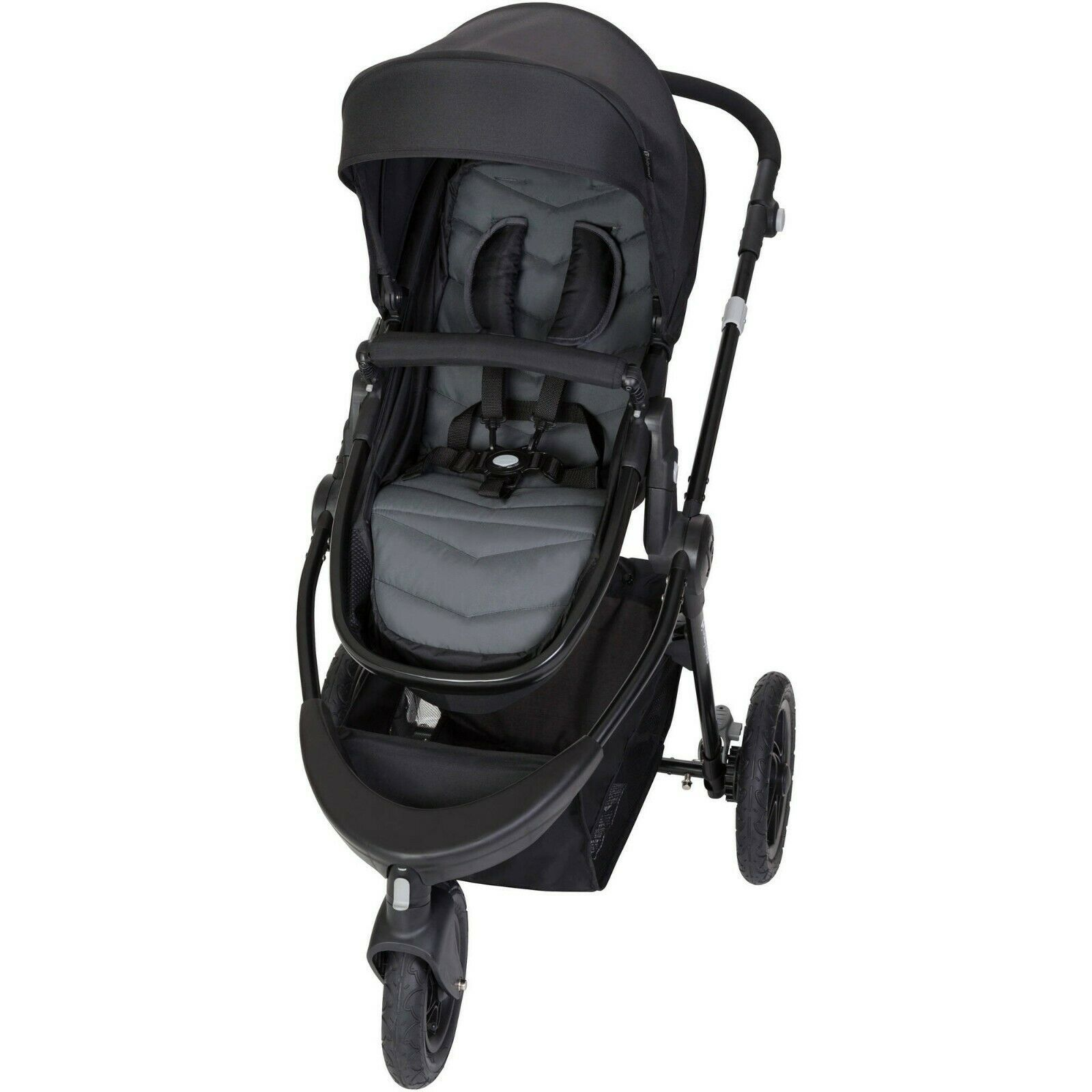 Baby Trend Debut Sport 3Wheel Lightweight Height