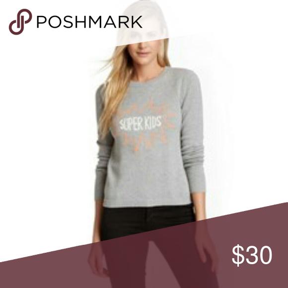 85fddfbda NWT BCBG Super Kids Sweater Size XS S Sweater BCBGeneration Sweaters ...