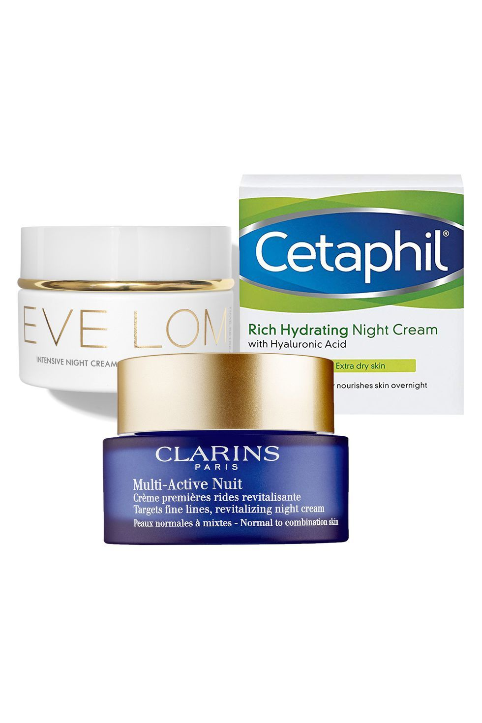 The 10 Best Night Creams For Treating Acne Wrinkles And More