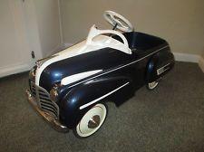 1941 Buick Pedal Car Steelcraft Pro Restoration Base Coat Clear Coat