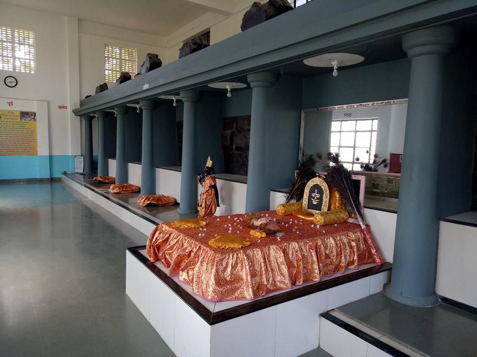 सिन्नर स्थान दर्शन * Deepakraj Aradhya #DandvatPranam || #JaiShreeKrishna || #NamoPanchAvatar || #Mahanubhava  http://dandvat.com/