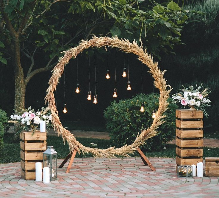 Wedding Hoops – 30 kreative Hochzeitsdeko-Ideen - Hochzeitskiste