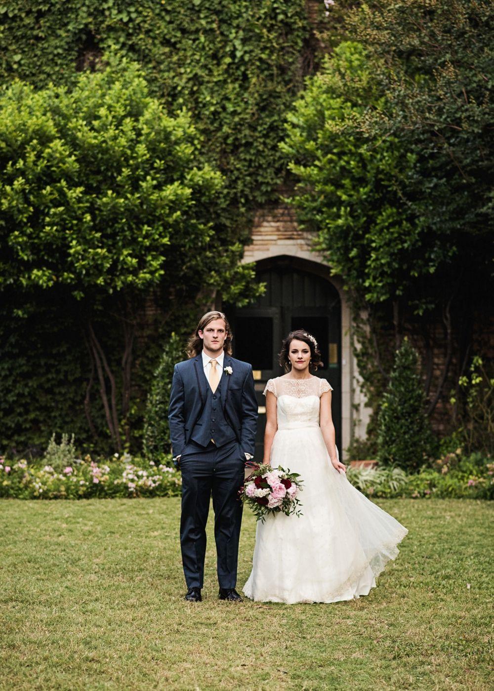 Fort Worth Wedding - The Rose Chapel & Marty Leonard - Wedding Photography by Miranda Marrs Photography