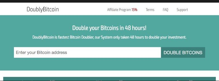 Double Your Bitcoins in 24 Hours! 50% Instant Referral Commission!