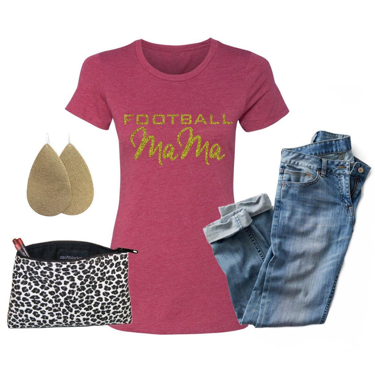 Looking for a game day outfit   Whether your cheering on your favorite NFL  Team fe34c6e50