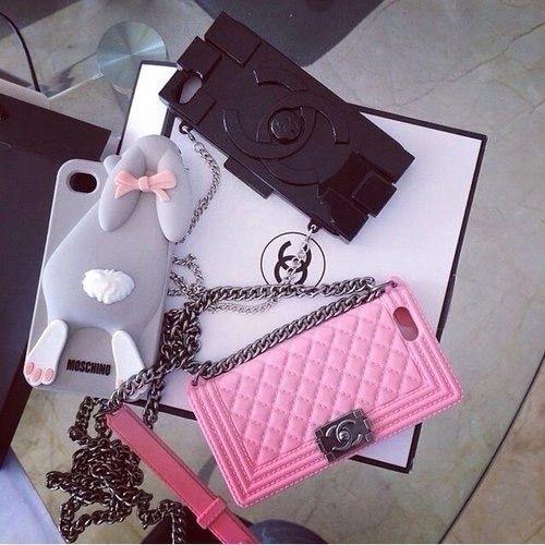 c105ce04d95b Image via We Heart It #case #chanel #fashion #handbag #iphone #lifestyle  #luxury
