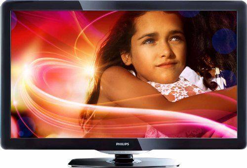 Philips 32pfl4606h 12 81 Cm 32 Zoll Lcd Fernseher Energieeffizienzklasse C Full Hd 400 Hz Pmr Dvb T C Schwarz Led Tv Television Lcd Tv