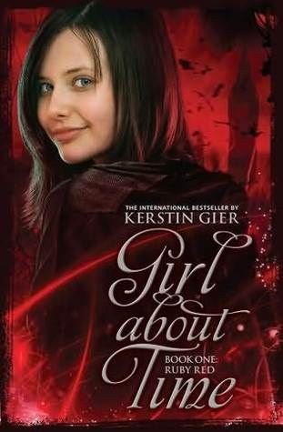 Girl About Time (as seen on Book Angel Booktopia blog)