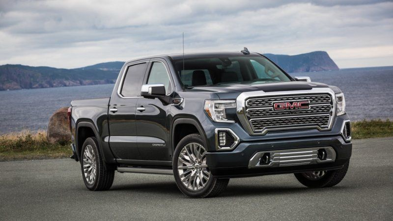 2019 Gmc Sierra Denali Now Available Starts At 56 195 Gmc Trucks Sierra Gmc Sierra Denali Denali Truck