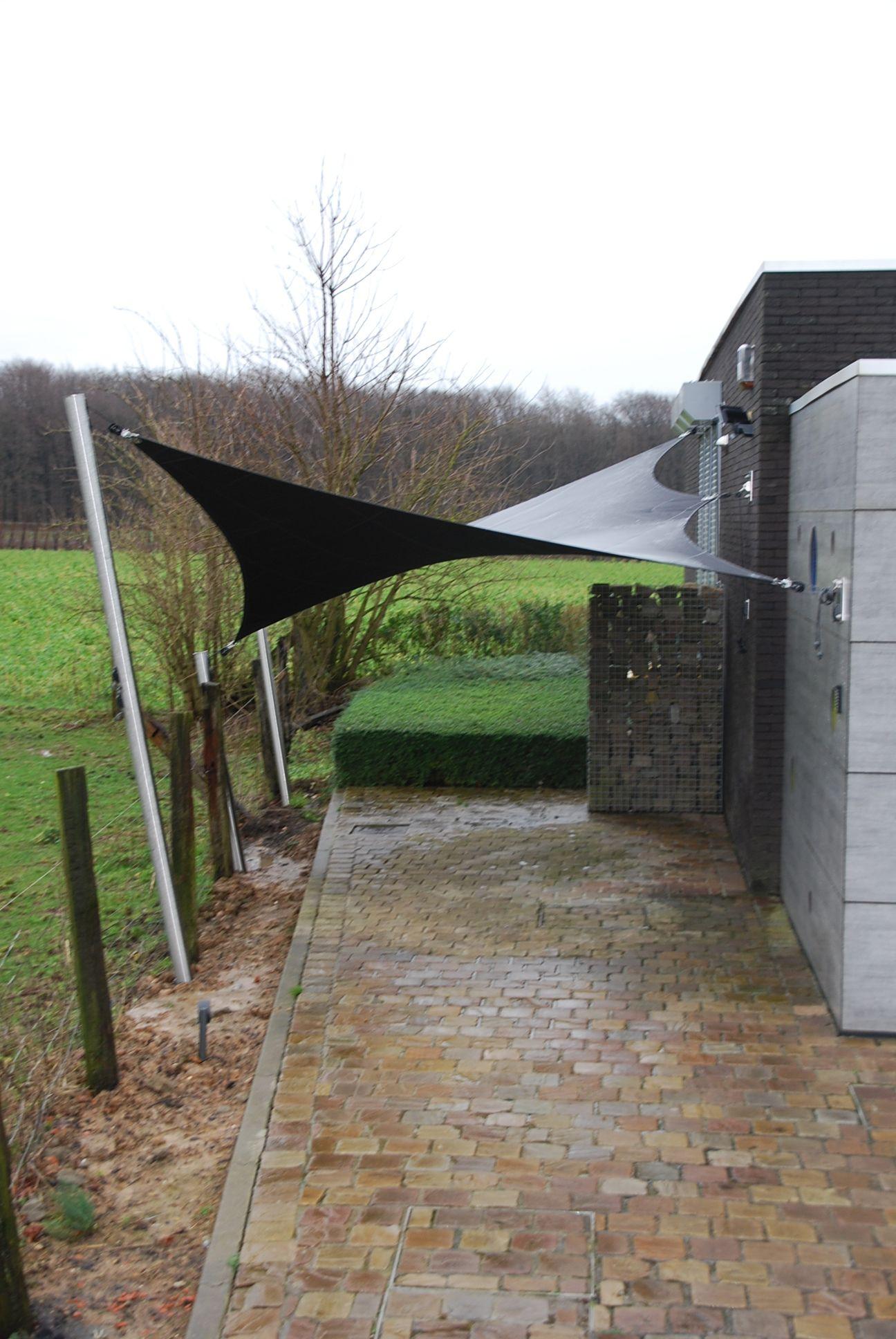 design carport zeiloverkapping ShadowArt | terrasoverkapping ...