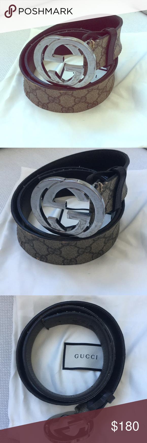 b3152365557 Gucci belt 100% authentic Gucci belt