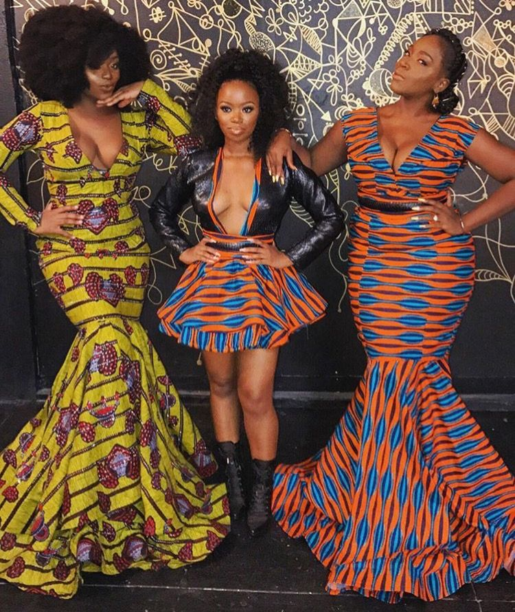 Pin by Vodkaa on Wax Model | African clothing,