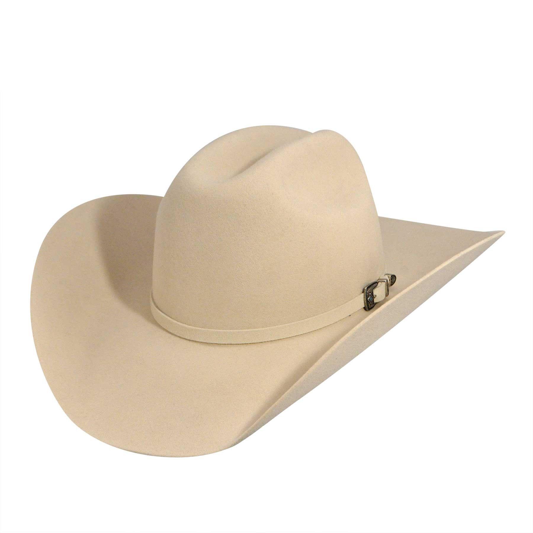 Laramie II - (5X) Fur Cowboy Hat