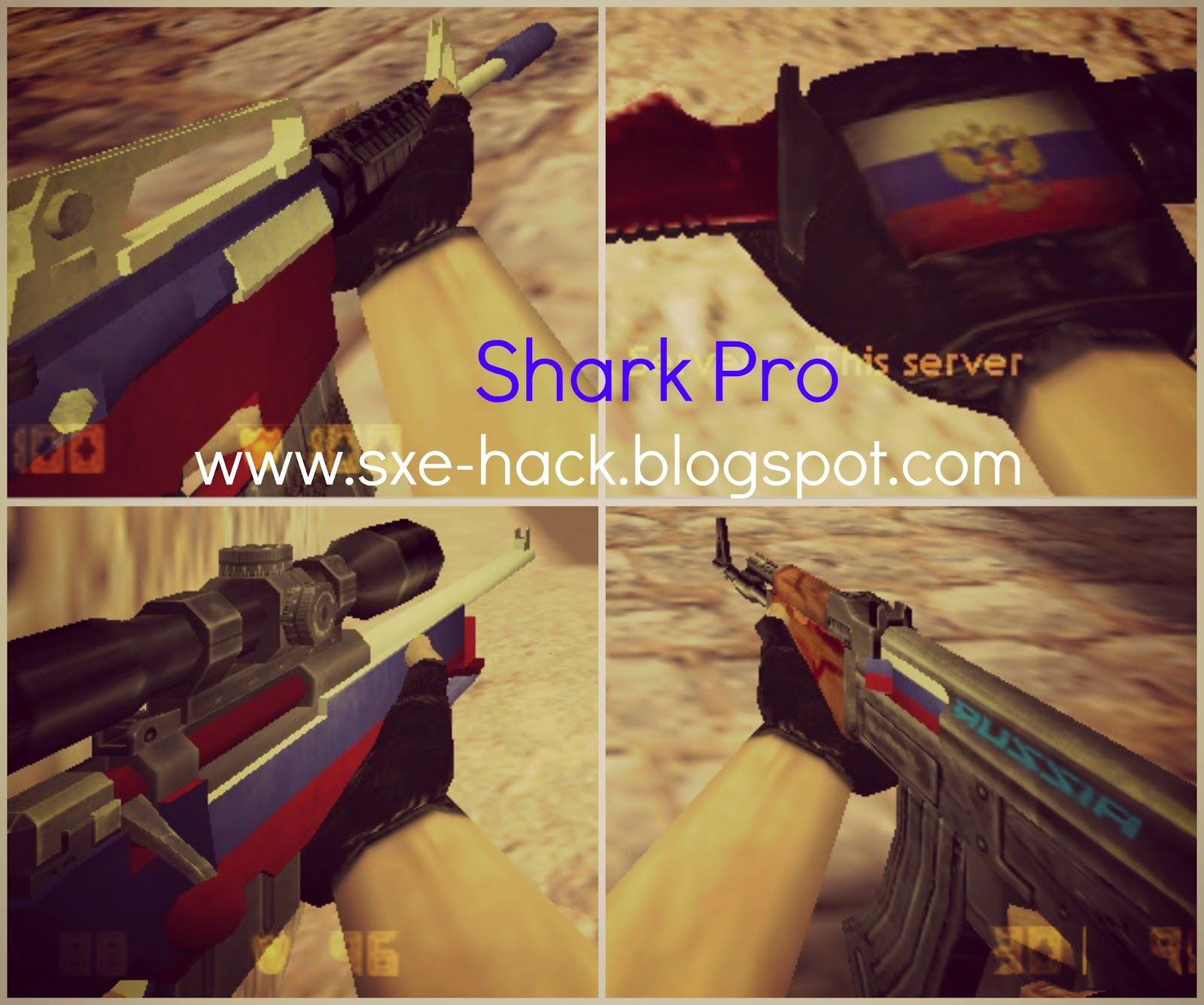 counter strike 1.6 weapon skin pack download