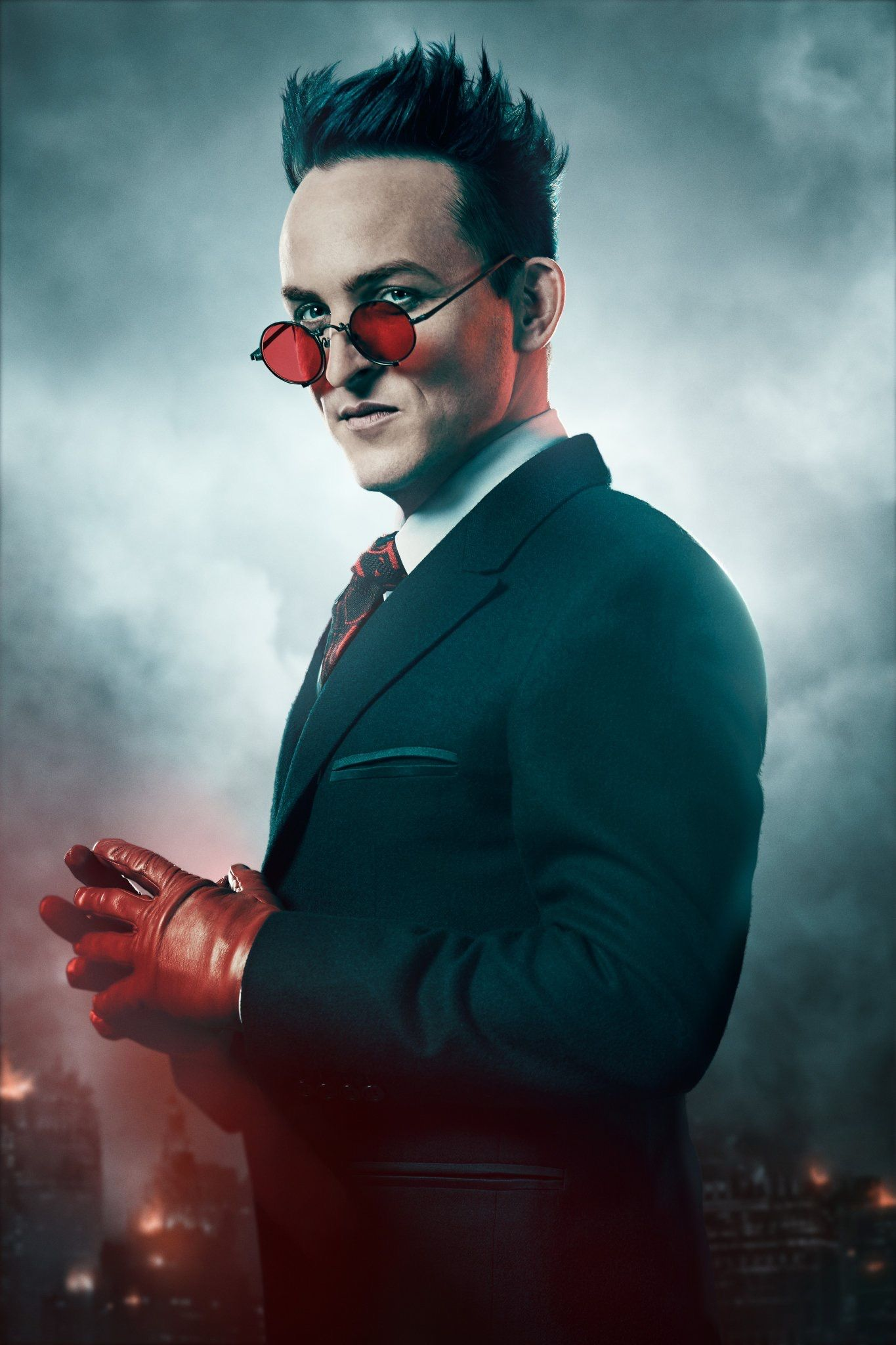 Gotham Season 5 cast photos (With images) Gotham cast