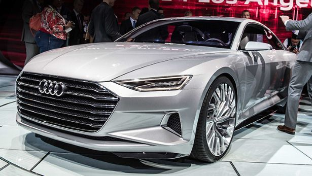 The 2016 Audi A9 Is Expected To Be A Stylish And Luxurious Sports