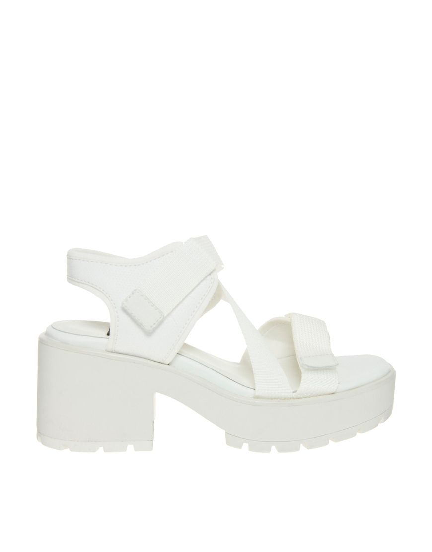 SandalsCommonly Multi Heeled Strap Vagabond White Dioon 8ynOvNwPm0