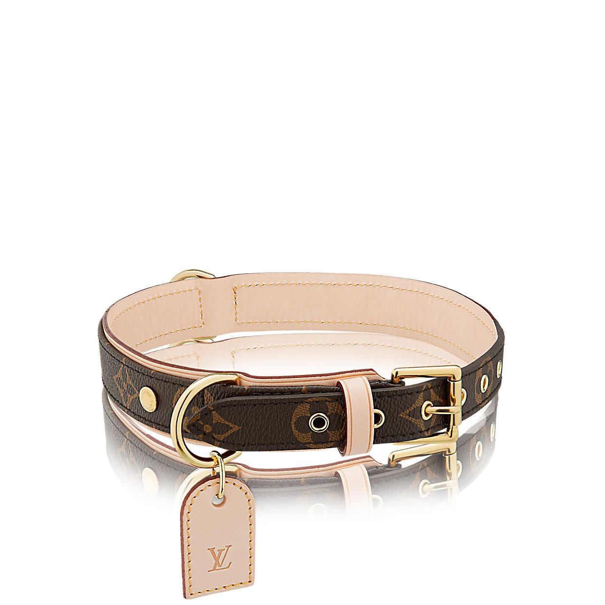 192bc46e1ccf Baxter Dog Collar GM Monogram Canvas in MEN s TRAVEL   LUGGAGE collections  by Louis Vuitton