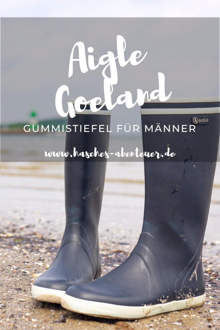 sports shoes e2322 dc21f Aigle Goeland   Gummistiefel Wellies Rain Boots in 2019 ...