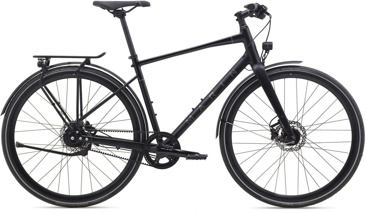 Marin Presidio 4 Dlx 2019 Hybrid Sports Bike Commuter Bike