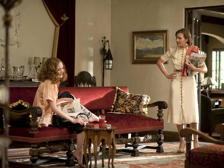 Evan Rachel Wood & Kate Winslet Shoot Mildred Pierce