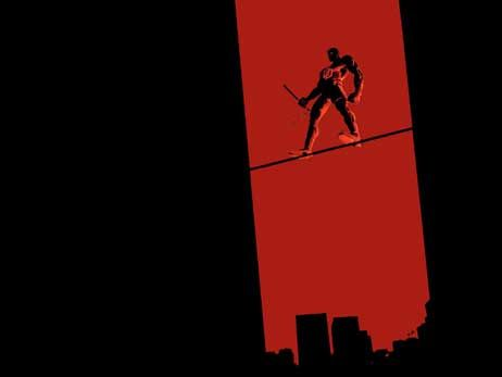 Frank Miller Wallpapers Comics Art Daredevil