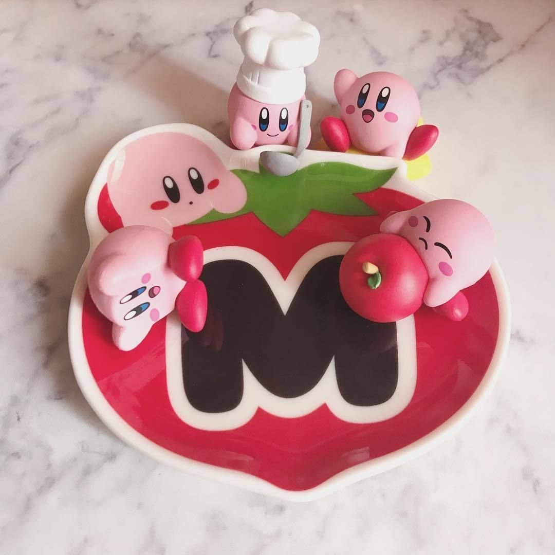 Kirby Putitto Figures released by Kitan Club -