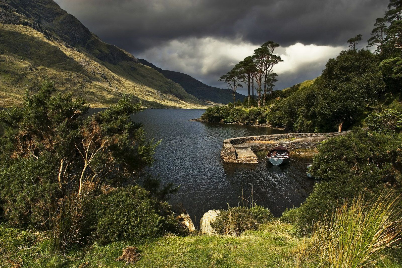 Doo Lough by Sylvain Kerdreux on 500px