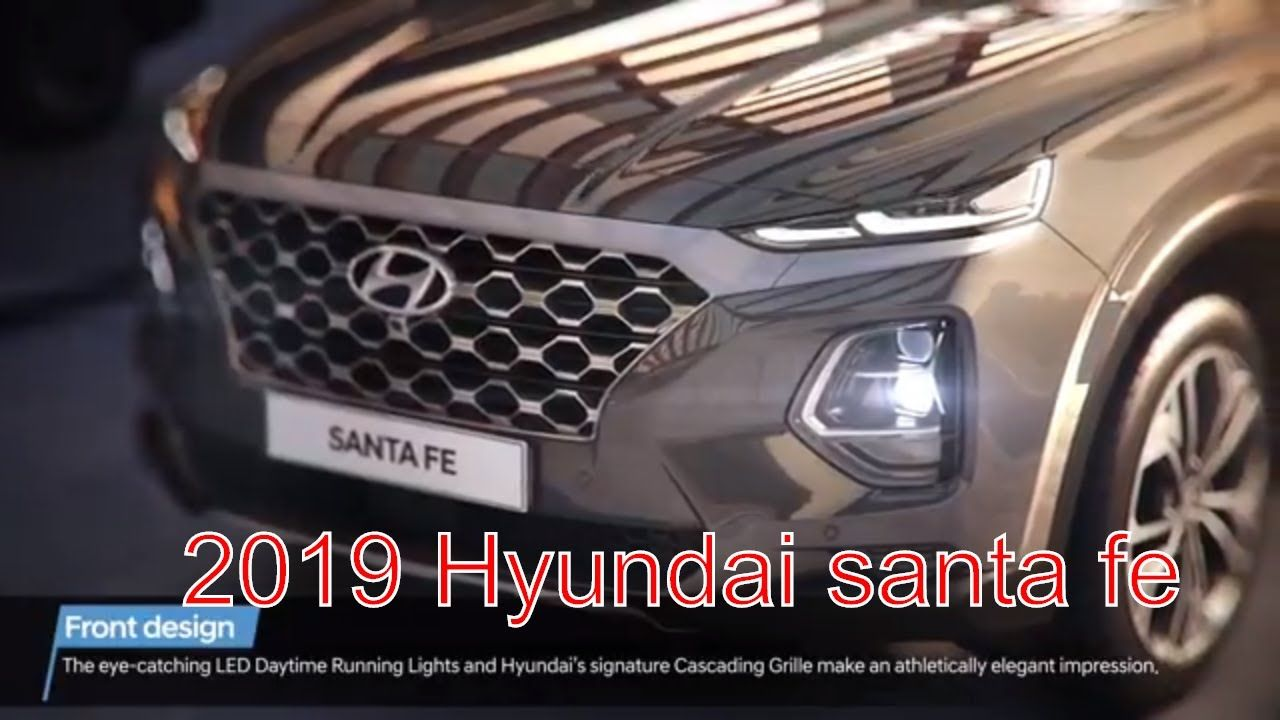 New Hyundai Santa Fe Sport 2019 Redesign Interior Price Canada New Hyundai Santa Fe Hyundai Santa Fe Sport Santa Fe Sport