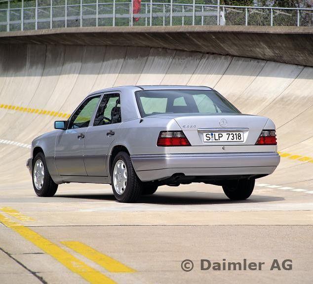 Mercedes-Benz Typ E 220, Baureihe 124