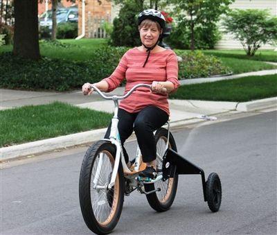 Adult Fatwheels Help Older Adults Enjoy The Fun Freedom Health