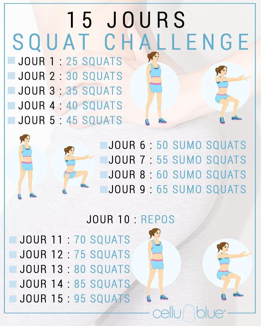 Top Vous aussi lancez-vous dans le Squat Challenge pendant 15 jours  KA47