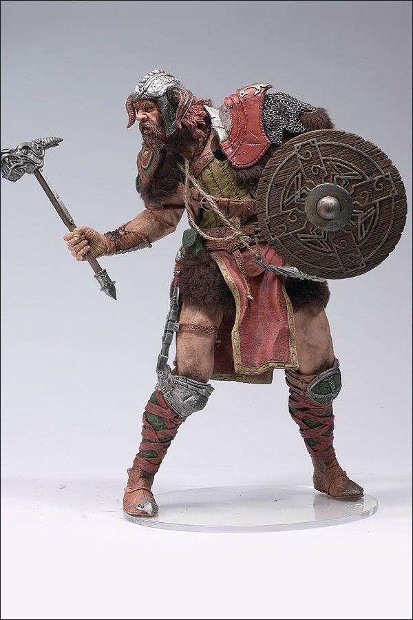 Bluetooth Spawn Series 22 Dark Ages Spawn The Viking Age