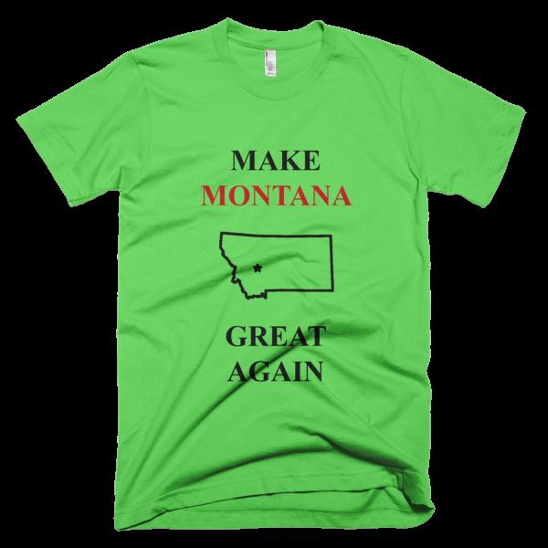 Make Montana Great Again
