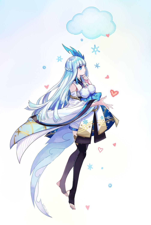 Yuki Onna (Onmyoji) - Onmyouji (NetEase) - Mobile Wallpaper #2086741 -  Zerochan