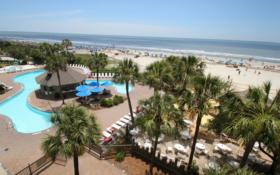 The beach house a holiday inn resort hilton head sc best