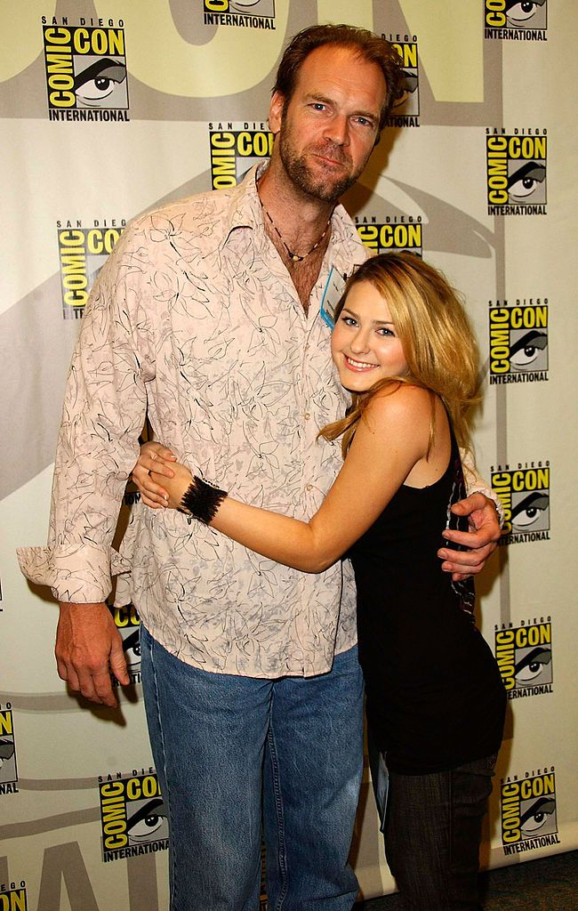 SAN DIEGO JULY 27 Actor Tyler Mane and Actress Taylor