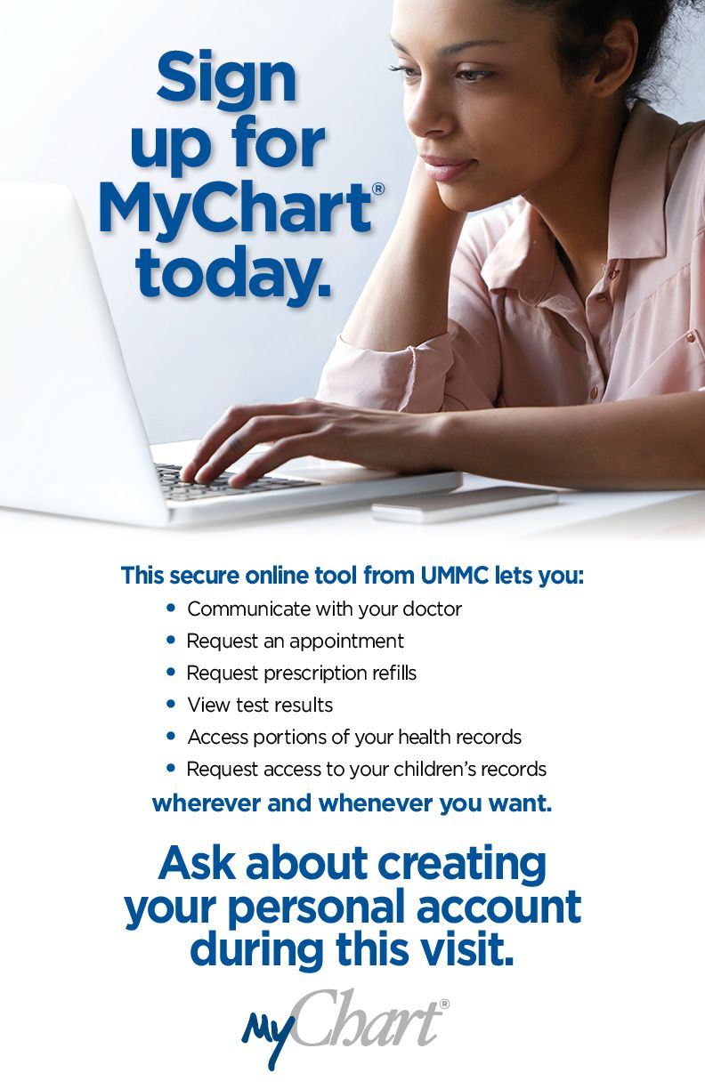 UMMC Home (With images) Health records, Health science