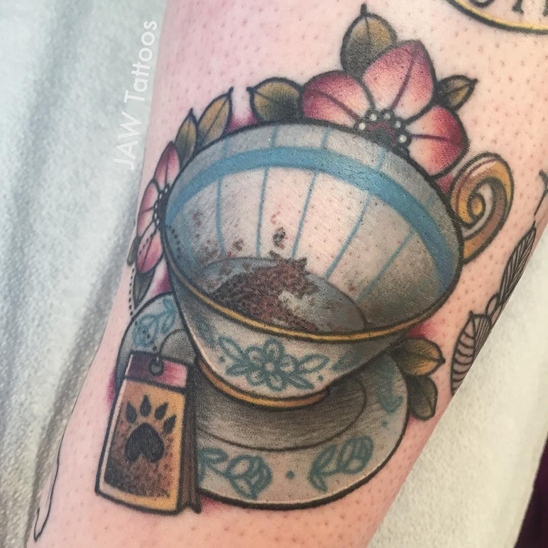 Instagram Jaw Tattoos: Artist At Reclamare Gallery Sacramento, CA @rclmr_tattoo