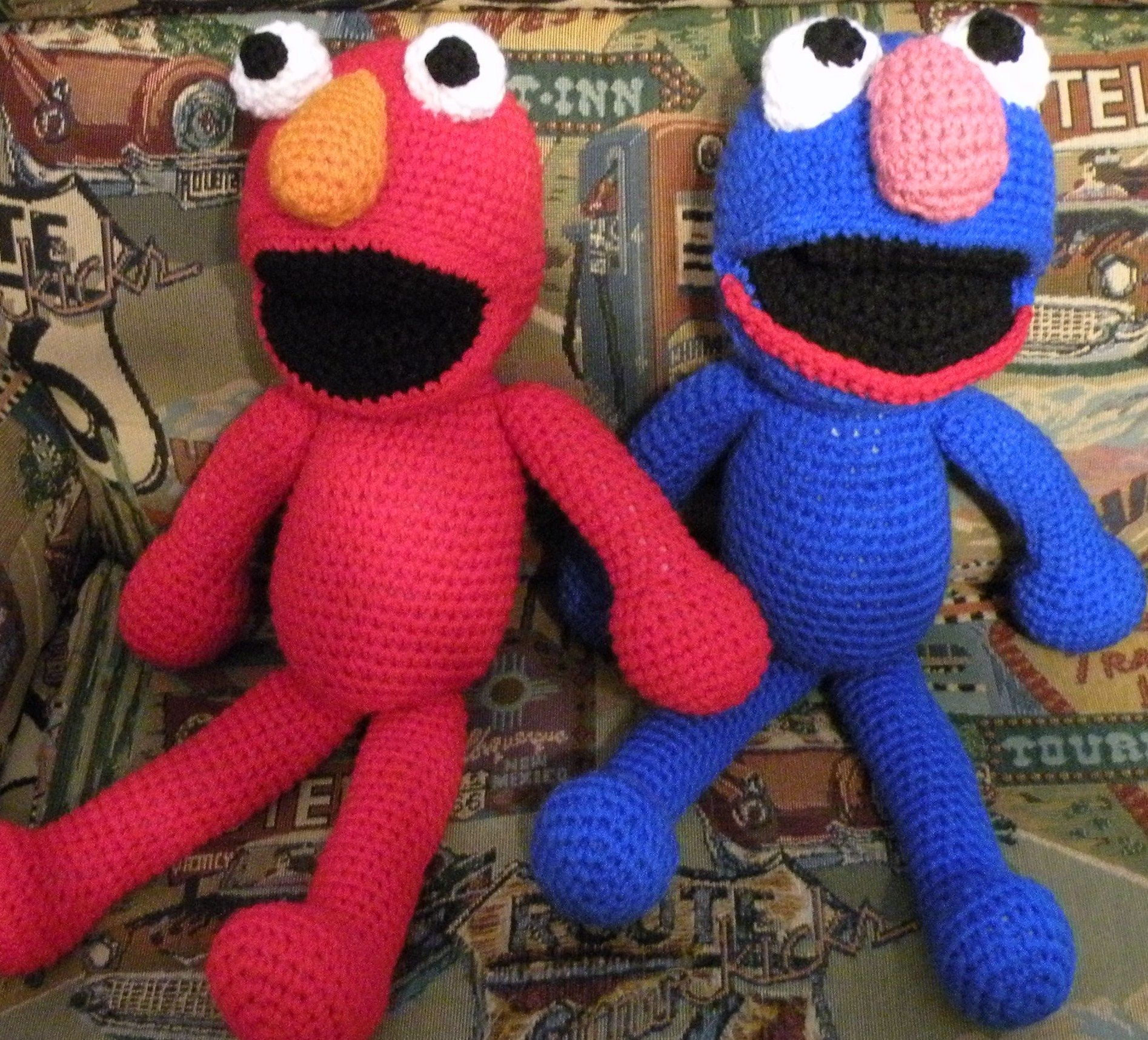 Cookie and elmo dolls crafts pinterest elmo doll dolls and cookie and elmo dolls bankloansurffo Gallery