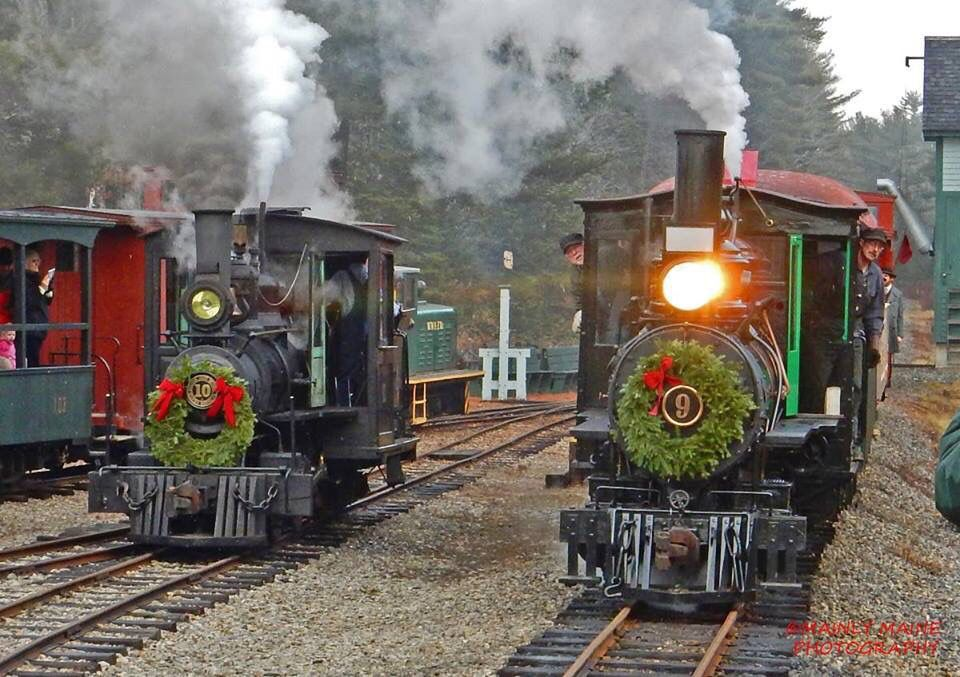 Christmas 2015 Train, Railroad photos, Model railroad