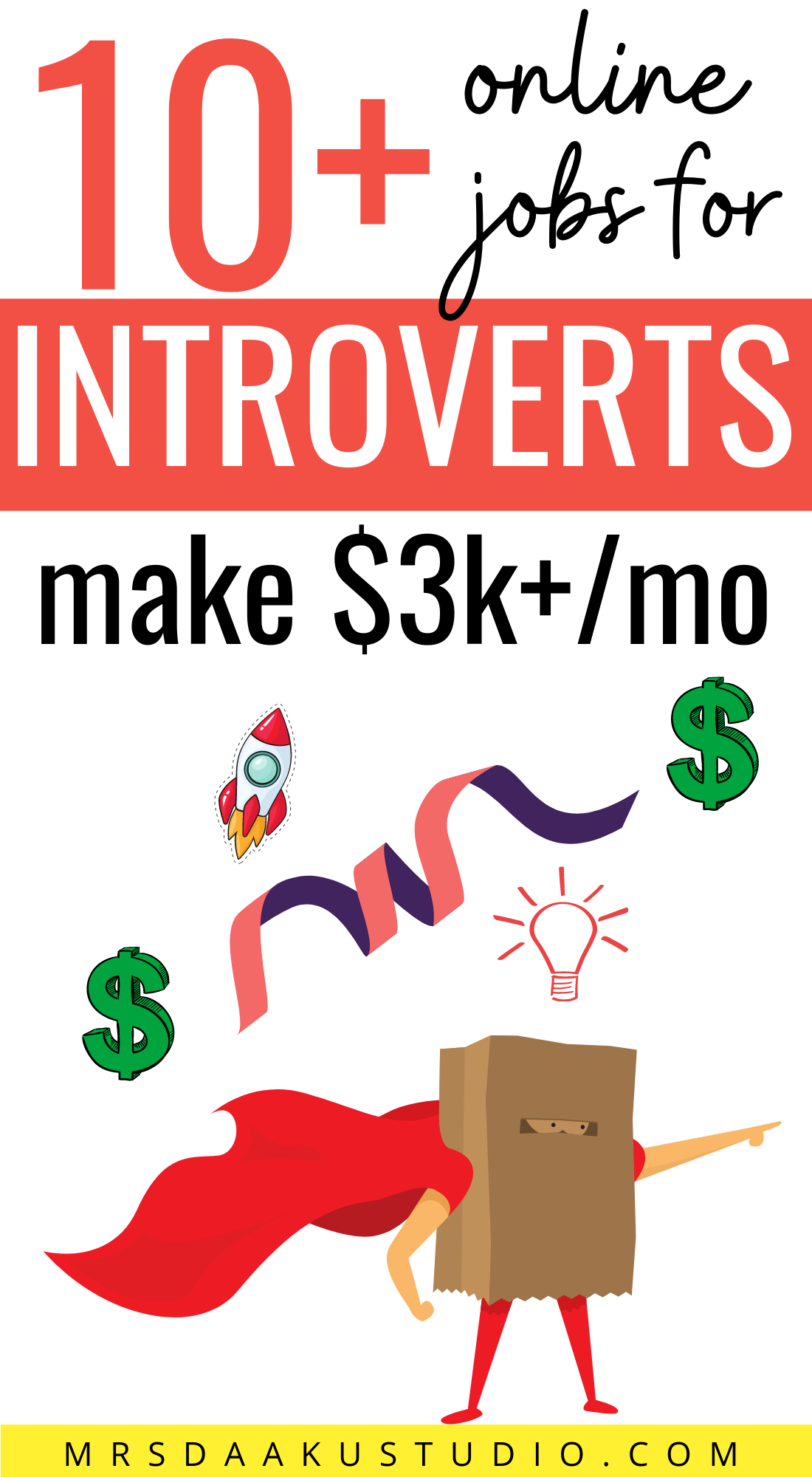 Online Jobs for Introverts and shy people Earn 5000 a