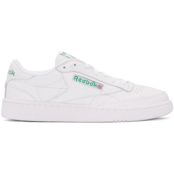 Clergerie White Club Archive Sneakers ZzJsMaS