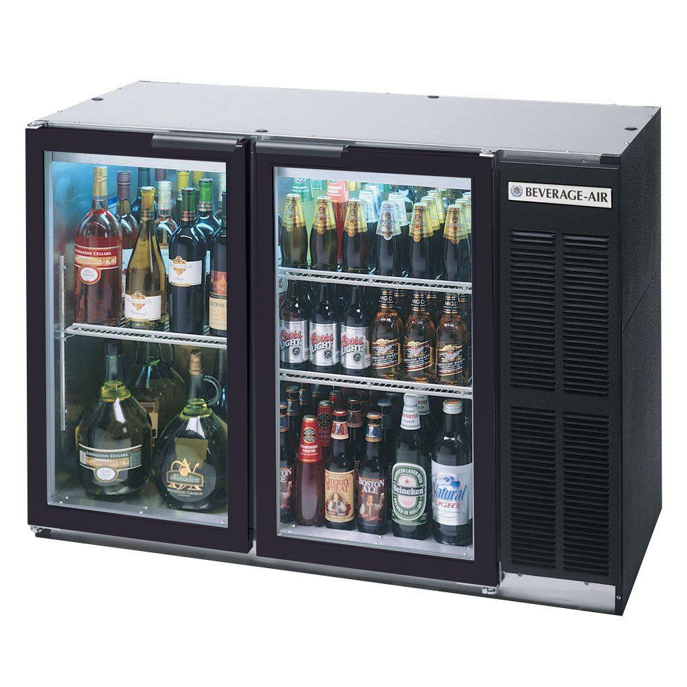 Beverage Air Beverage Refrigerator Beverage Refrigerator Bar Refrigerator Glass Door