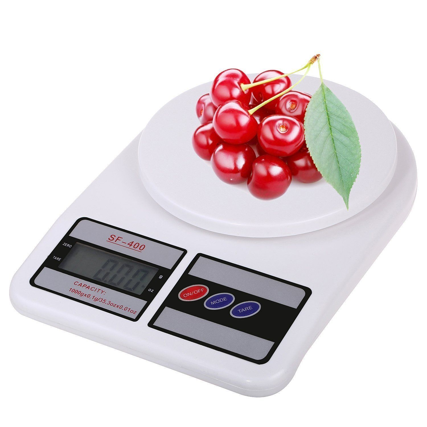 Electronic Digital Kitchen Scale 10000g 10kg Electronic Cooking