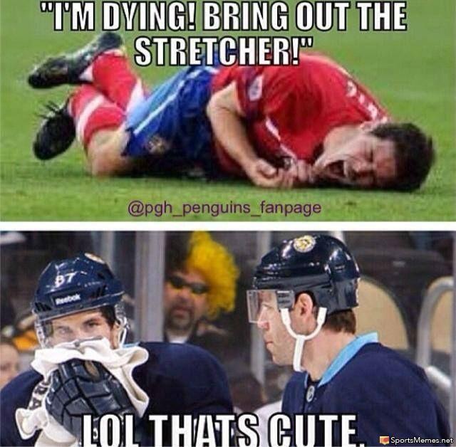 Hockey Toughness Funny Hockey Memes Hockey Humor Hockey Memes