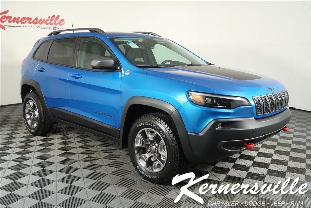 Kernersville Chrysler Dodge Jeep >> Ebay 2019 Jeep Cherokee Trailhawk 4wd V6 Suv Backup Camera